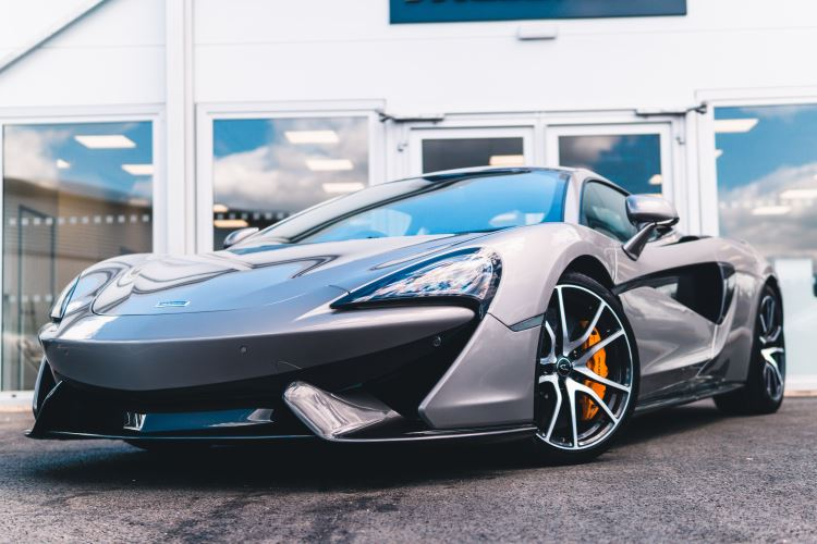 McLaren 570S Coupe 3.8 COUPE Automatic 2 door Coupe (2016) image